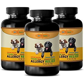 Amazon.com : Itch Relief for Dogs Oral - Best Dog Allergy