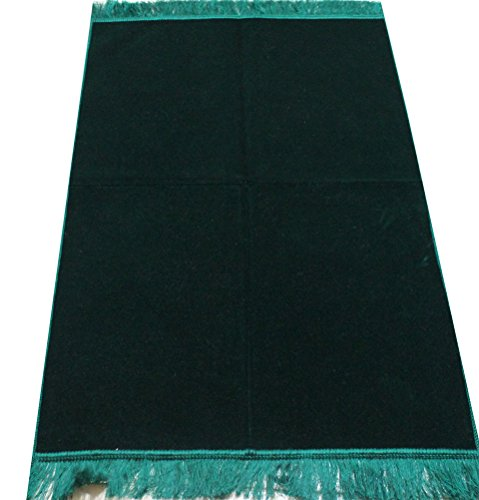 Velvet Islamic Muslim Prayer Rug