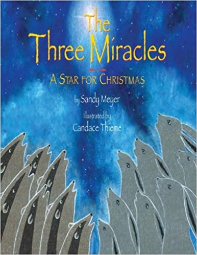 A Star For Christmas.Amazon Com The Three Miracles A Star For Christmas Woods