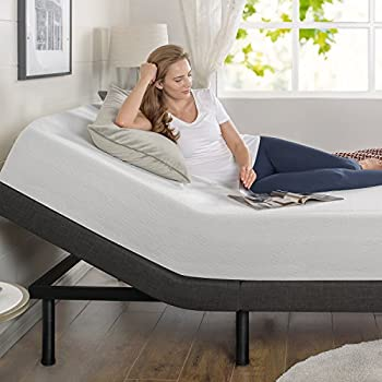 Amazon Com Zinus Smart Bed Frame Adjustable Bed Frame