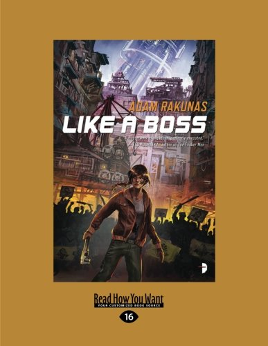 Like a Boss: An Occupied Space novel