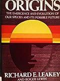 Origins, Richard E. Leakey and Louis Leakey, 0525480137