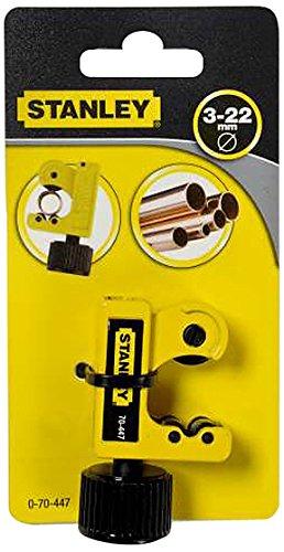 Import Grande Bretagne Stanley 070447 Coupe-tube ajustable 3 22 mm