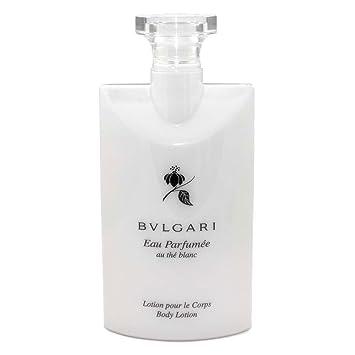 Image Unavailable. Image not available for. Color  Bvlgari Eau Parfumée Au the  Blanc ... 0d39ba526ce