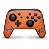 University of Florida Nintendo Switch Pro Controller Skin - Florida Gators Orange | Schools & Skinit Skin