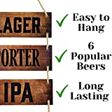 Hanging Wall Bar Décor – Bar Accessories for