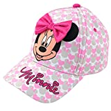 Disney Toddler Girls Minnie Mouse Bowtique Baseball Cap, Age 2-4