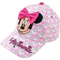 Disney Toddler Girls Minnie Mouse Bowtique Baseball Cap, Age 2-4