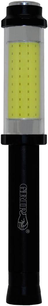 GRIP 37173 360/° COB LED Flashlight Torch 400 Lumens
