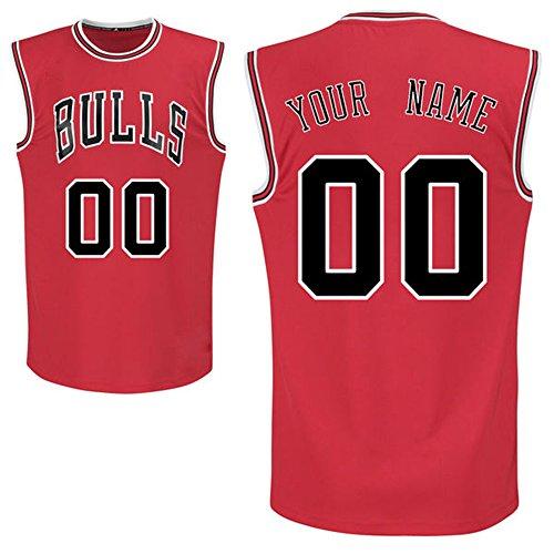 Bulls Customized Jersey Bulls Personalized Jersey
