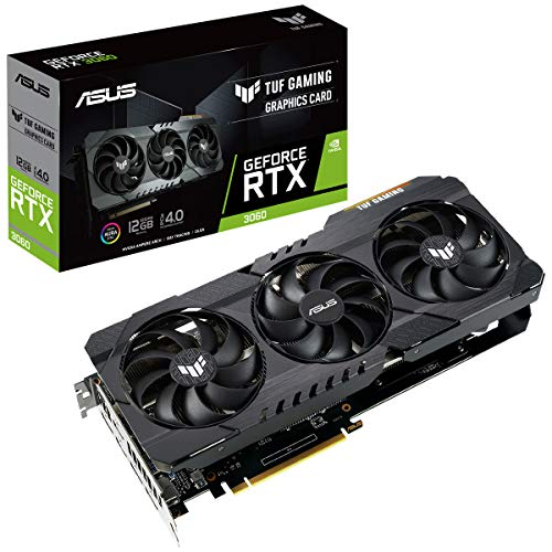 TUF-RTX3060-12G-GAMING 12 GB GDDR6 HDMI DP
