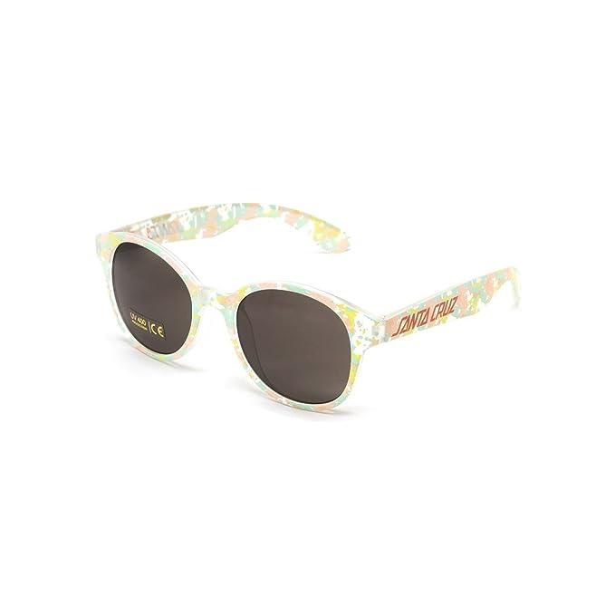 Santa Cruz Gafas de sol Tie-Dye Strip coral/verde/multi ...