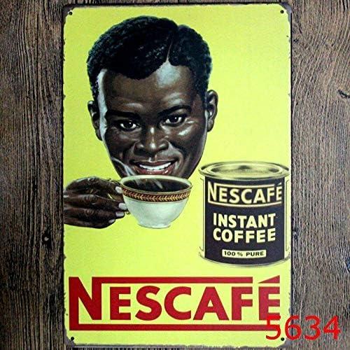 Metal Tin Sign have a coffee  Decor Bar Pub Home Vintage Retro Poster Cafe ART