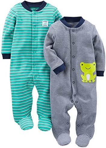 Simple Joys Carters 2 Pack Cotton product image
