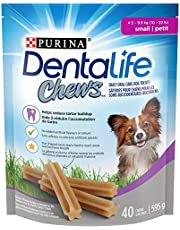 DentaLife Chews, Dental Dog Treats for Small Breed Dogs - 40 ct Pouch