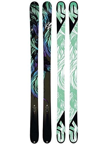 K2 Empress Skis - 2018 - Women's Twin Tip - 169 ()