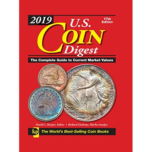 2019 U.S. Coin Digest: The Complete Guide to Current Market Values 51geMvtkCyL  Home Page 51geMvtkCyL
