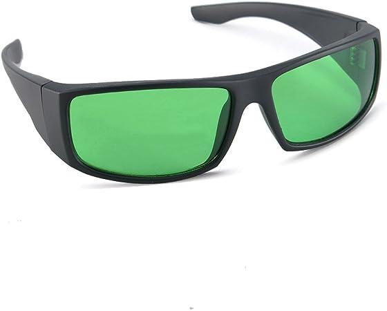 PROFESSIONAL GRADE Grow Room Glasses//Goggles • Fits over Prescription Frames UV,