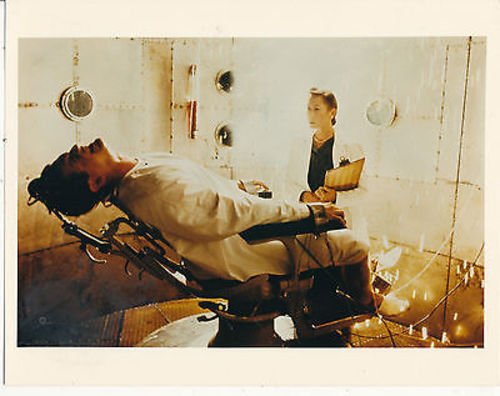 MATT SALINGER/CAPTAIN AMERICA (1990)/8X10 COPY PHOTO CC1577 -