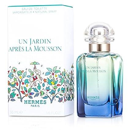 2cb3875c48d Buy Hermes Un Jardin Apres La Mousson Eau De Toilette Natural Spray -  50ml 1.6oz Online at Low Prices in India - Amazon.in