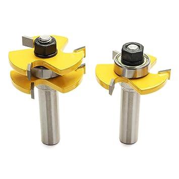 SGerste - Juego de puntas de destornillador para manillar de 1,27 cm ...