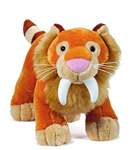 Amazon Webkinz Sabertooth Tiger Plush Toys & Games