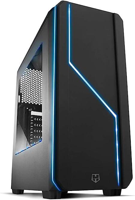 Nox Hummer MC Black - NXHUMMERMCB - Caja PC, Color Negro: Nox: Amazon.es: Informática