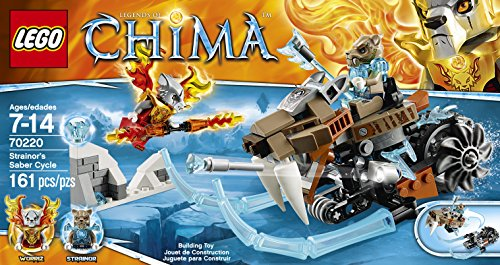 LEGO Chima Strainors Saber Cycle (70220)