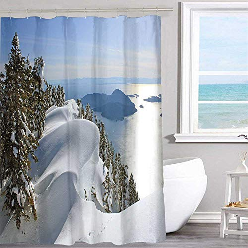 Polyester Shower Curtain 70