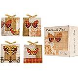 Manual Papillion Du Nuit Butterfly Mini Decorative Plate Set of Four By Sandy Clough  sc 1 st  Amazon.com & Amazon.com: Orange - Decorative Plates / Commemorative \u0026 Decorative ...