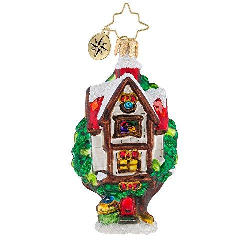 Christopher Radko Tree Limb Luxury Little Gem Christmas Ornament