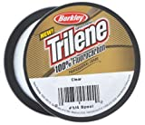 Berkley Trilene Fluorocarbon Clear Line 12 lb, 0.33mm, 1100yds