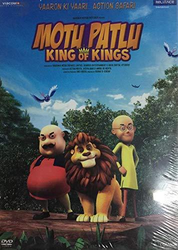 Amazon In Buy Motu Patlu King Of Kings Dvd Hindi Dvd Blu Ray