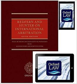 Redfern and hunter on international arbitration hardback ebook and redfern and hunter on international arbitration hardback ebook and android app livros na amazon brasil 9780198738992 fandeluxe Images