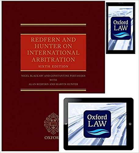 Redfern and hunter on international arbitration hardcover ebook redfern and hunter on international arbitration hardcover ebook and android app 6th edition fandeluxe Images