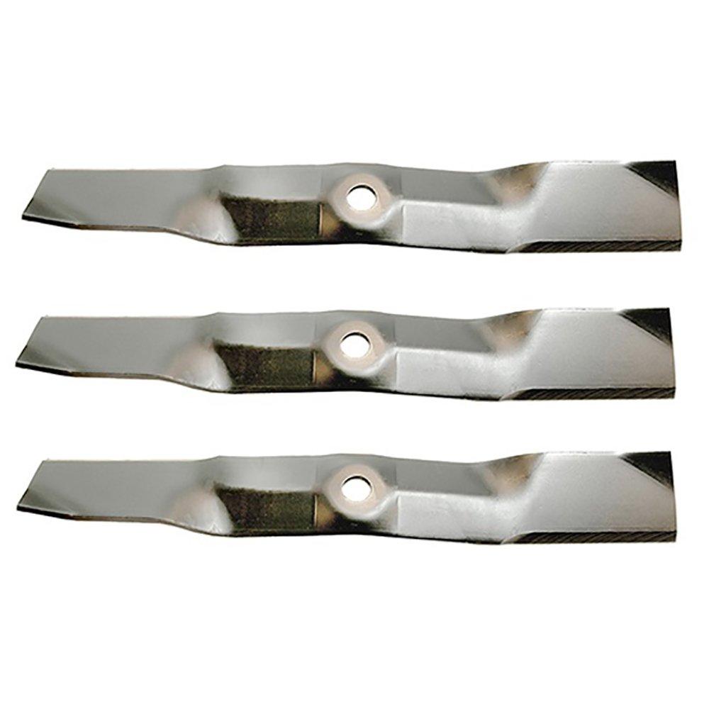 """6 Standard Lift Mower Blades for 54/"""" John Deere X465 X485 X495 X575 X585 X595"""