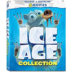 Ice Age / The Meltdown / Dawn of the Dinosaurs / Continental Drift / Collision Course