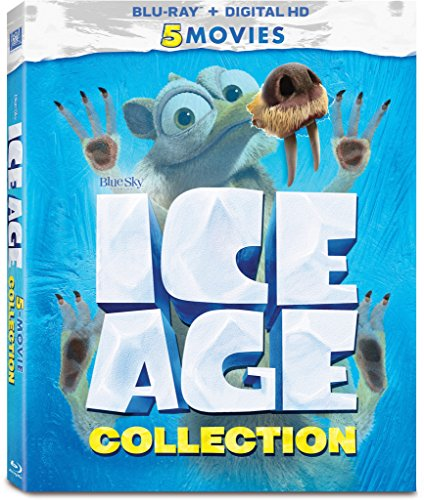 Tv Continental Sales - Ice Age / The Meltdown / Dawn of the Dinosaurs / Continental Drift / Collision Course