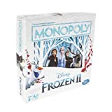 Monopoly Frozen 2 Edition Game