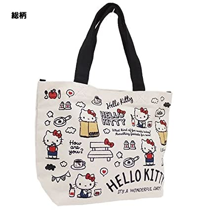 83b64c57fa56 Image Unavailable. Image not available for. Color  K Company Sanrio Hello  Kitty Mini Tote Bag ...