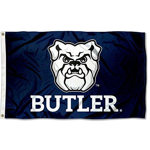 Butler Bulldogs New Logo Flag