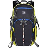 G-raphy Outdoor Backpack Hiking Backpack Climbing Backpack Camera Insert Camping Backpack for Men and Women