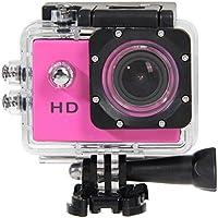 Domybest 2.0In HD Sports Action Waterproof Camera Mini DV SJ4000 Red