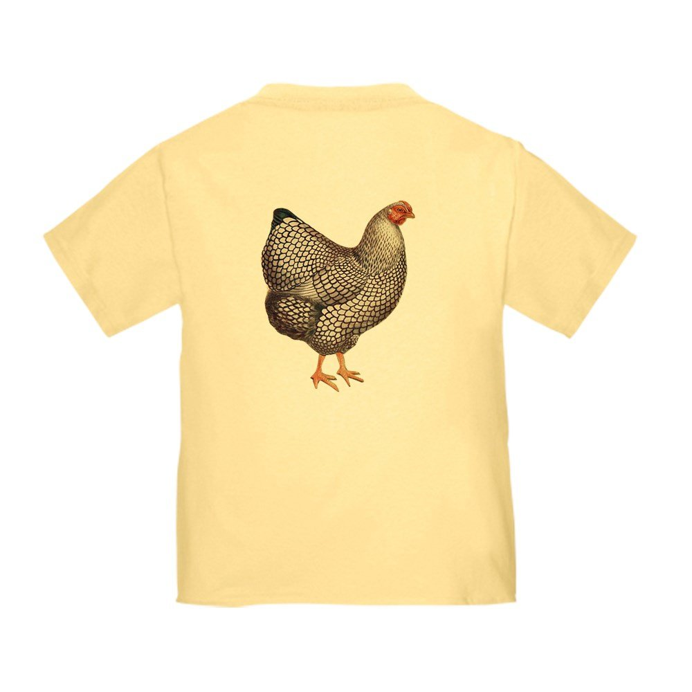 CafePress Chicken Hen Toddler T-Shirt Toddler Tshirt