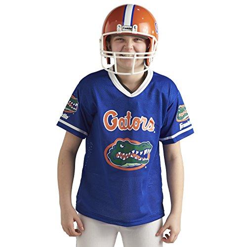 Franklin Sports NCAA Florida Gators Deluxe Youth Team Uniform Set, Medium by Franklin Sports (Image #3)