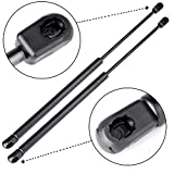 ECCPP Front Hood Lift Supports Struts Gas Springs for 2002 2003 2004 2005 2006 2007 Jeep Liberty 4366 Strut Set of 2