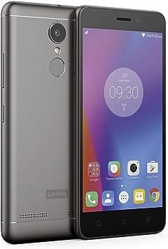 Lenovo K6 Note Gris MÓVIL 4G Dual SIM 5.5
