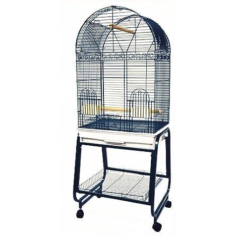 Amazon.com: Del Rey Jaulas SLT 101 Parrot Cage 22 x 16,5 x ...