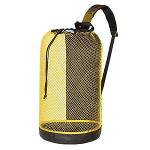 STAHLSAC BVI Diving Mesh Bag, Yellow