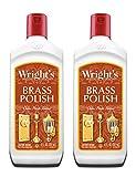 Wright's Brass Polish, 60 fl oz